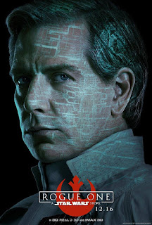 Rogue One A Star Wars Story Ben Mendelsohn Poster