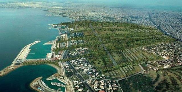 Στο ΣτΕ προσέφυγαν κάτοικοι και φορείς κατά των προβλεπομένων κατασκευών στο Ελληνικό