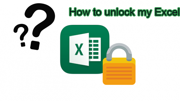 how to unlock Excel