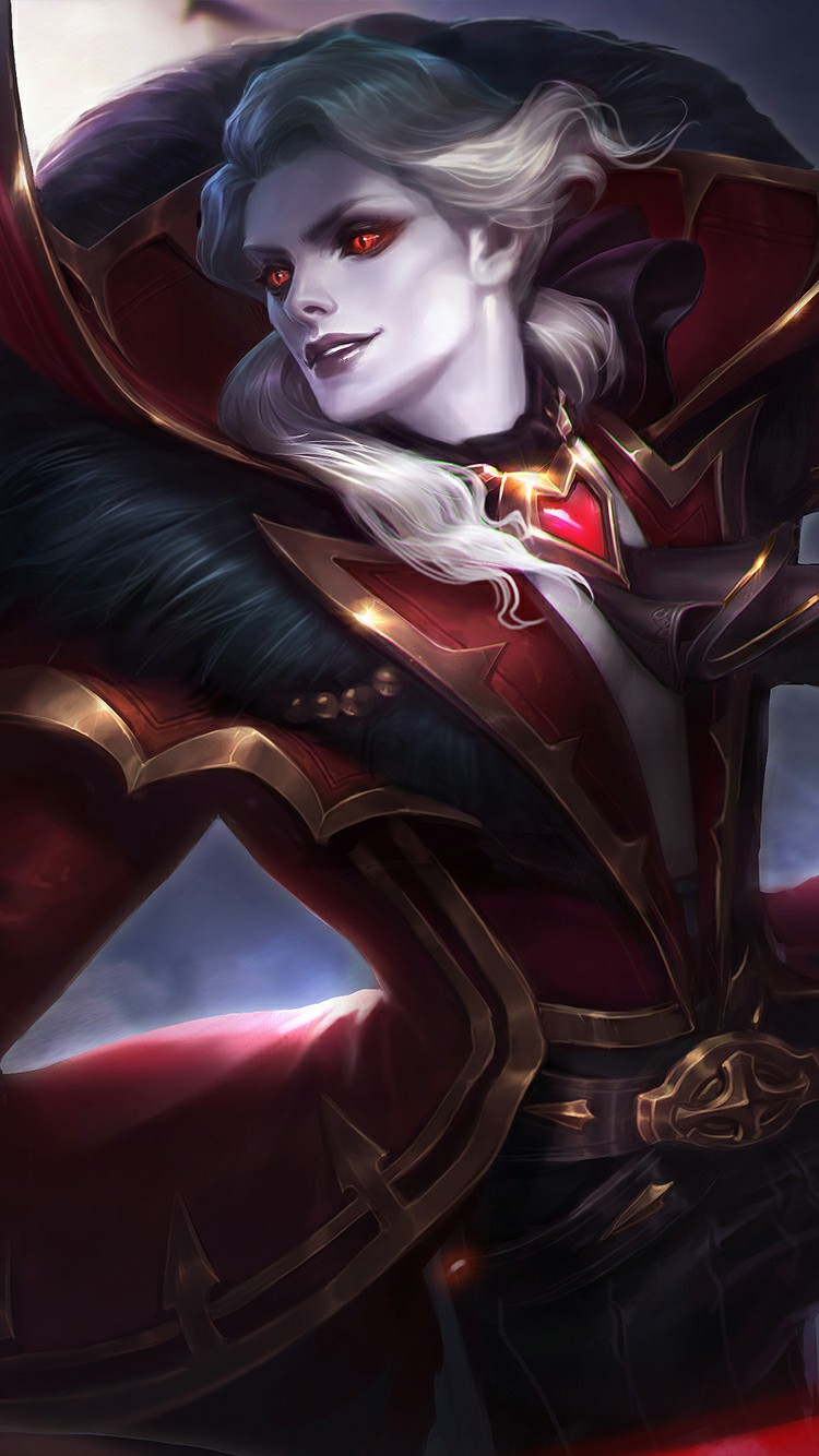 100+ Gambar Mobile Legends Alucard Skin HD