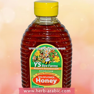 عسل ازهار برية