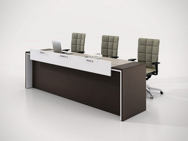 office counter table design images