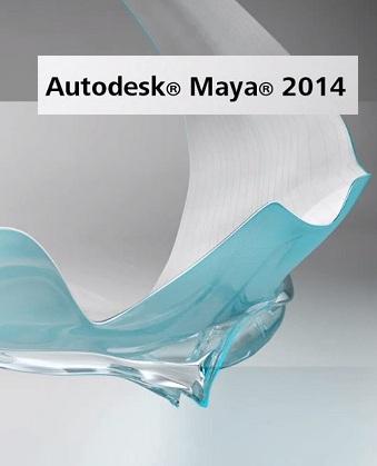 capa - Autodesk Maya 2014 X64