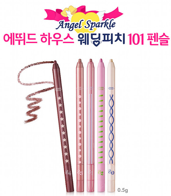 ETUDE HOUSE Wedding Peach 101 Pencil