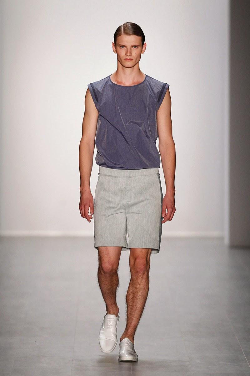 hien le spring summer 2015 mercedes benz fashion week berlin male fashion trends. Black Bedroom Furniture Sets. Home Design Ideas