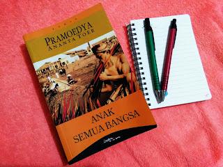 Sejarah Bangsa Indonesia Dalam 'Anak Semua Bangsa'