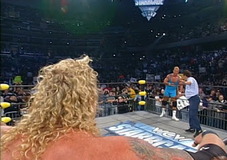WCW Starrcade 1997 review - DDP challenged Curt Hennig for the US title