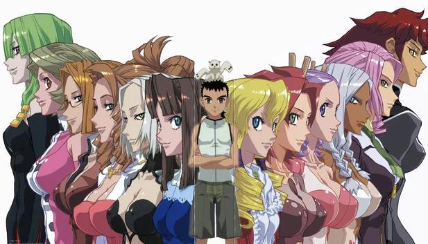 Anime Action School Terbaik - Isekai no Seikishi Monogatari