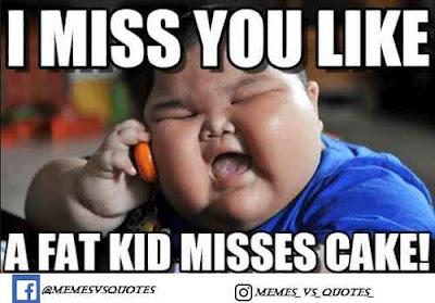 A fat kid