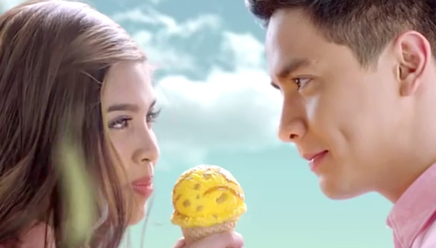 Once again cute and lovely TVC from Alden and Maine (Magnolia Ice Cream)