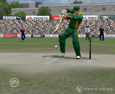 EA Sports Cricket 07 For free