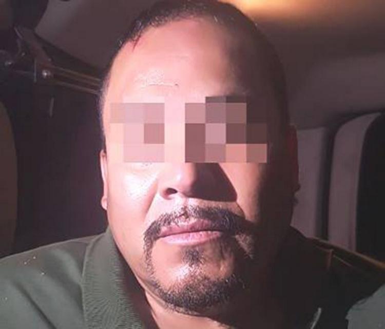 "Carturan a ""El Perro"" operador del CJNG en Sixto Verduzco"