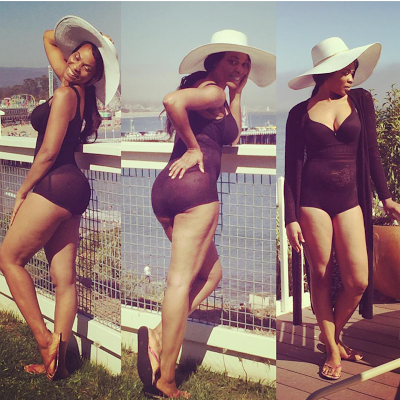 Georgina Onuoha Shares Sexy Photos For Guys & Inspiring Message For Ladies