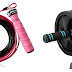 [DEAD] *HOT* $2.54 (Reg. $27.98) + Free Ship Speed Jump Rope & Ab Wheel with Knee Pad & Resistance Bands!