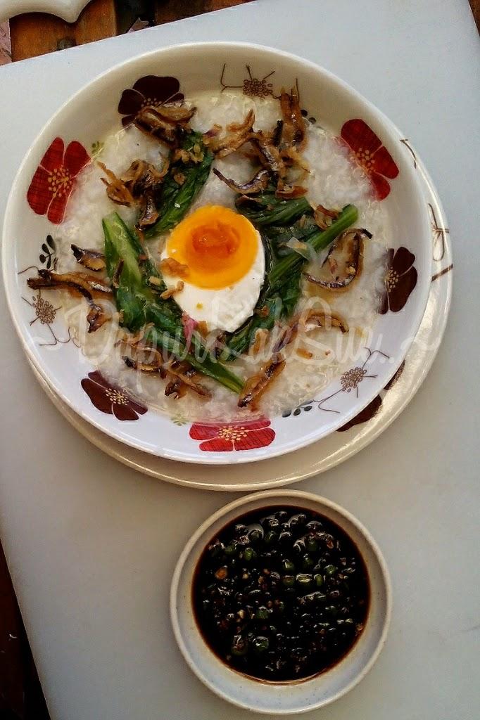 Bubur Nasi Cara Kak Sue