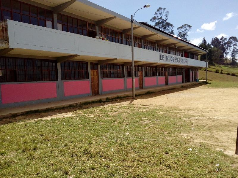 Escuela 10244 - Lanche