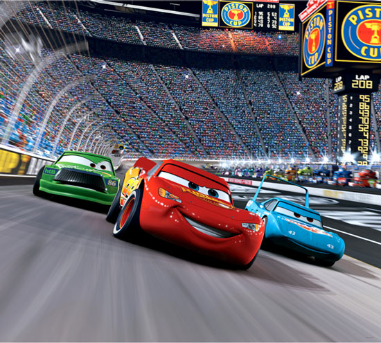 Smart Money Guide: The Pixar Animation: Cars And The