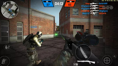 Free Download Bullet Force Mod Apk+Data (Unlimited Money)
