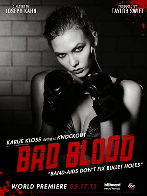 Bad Blood Taylor Swift Karlie Kloss