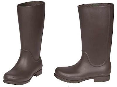 botas para mujer en oferta de la marca Crocs
