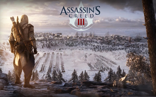 Assassin' Creed Iii Hd Wallpapers Kinect And