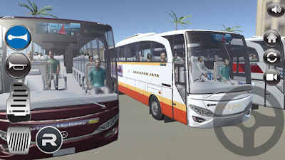 game IDBS Bus simulator Indonesia Android