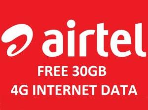 airtel-free-30gb-free-data-offer