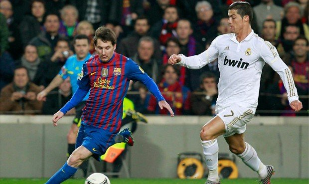 Barcelona vs Real Madrid en vivo online