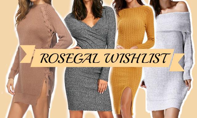 Wishlist Rosegal