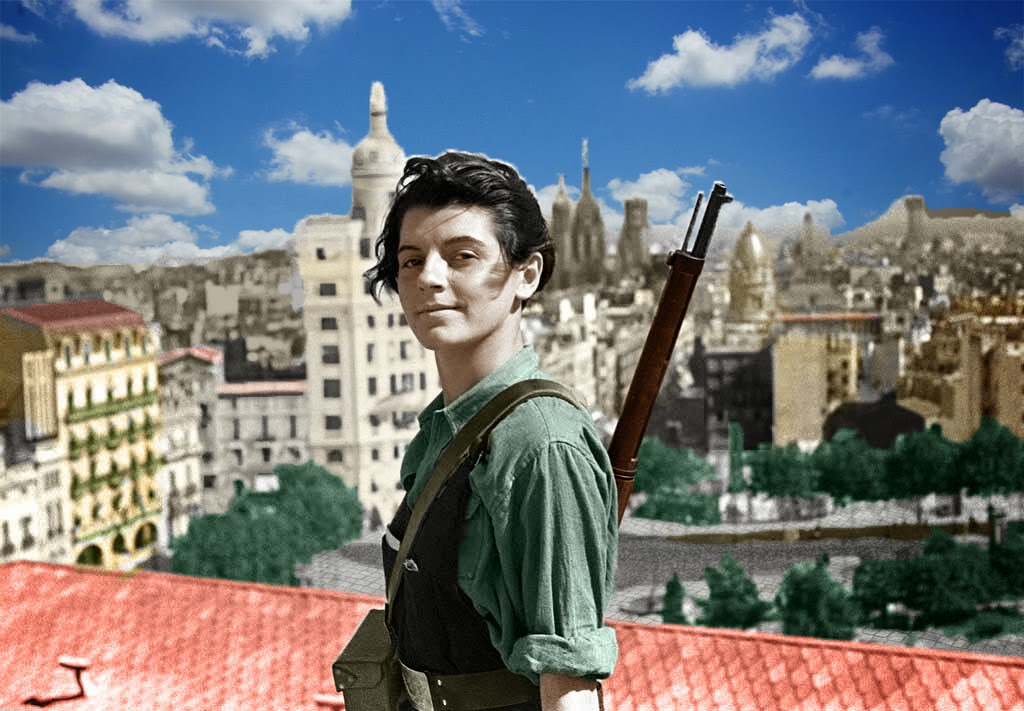 COLORED-A+17-year-old+communist+militant,+Marina+Ginesta,+stands+on+the+roof+of+a+hotel+in+Barcelona+1936.jpg