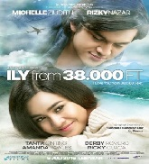 Sinopsis Film I LOVE YOU FROM 38.000 FEET (2016)