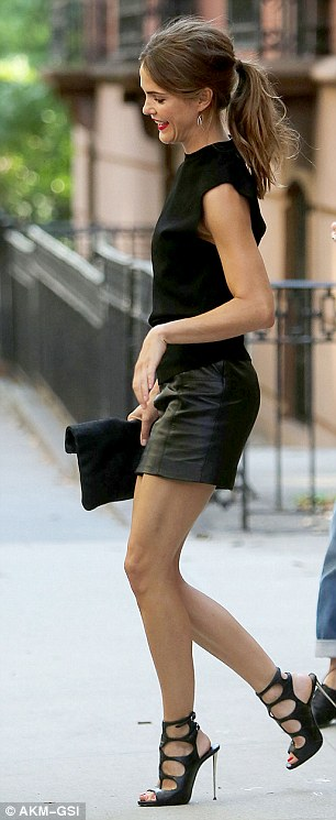 Celebrity Style Steal Keri Russell Amp Wiwt My Midlife