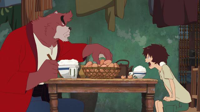 Frases de la película The Boy and The Beast