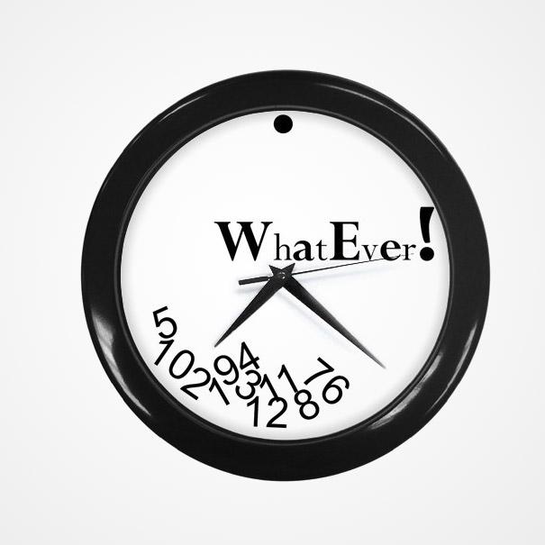 Whatever clock
