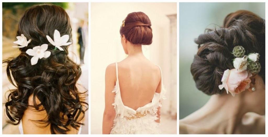 Hairstyle Wedding 2014: Sembrono: Bride Hair Models 2014, 2014 Wedding Hairstyles