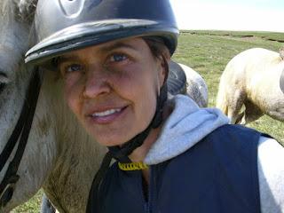Islanti, ratsastusmatka, laukka, riitta reissaa