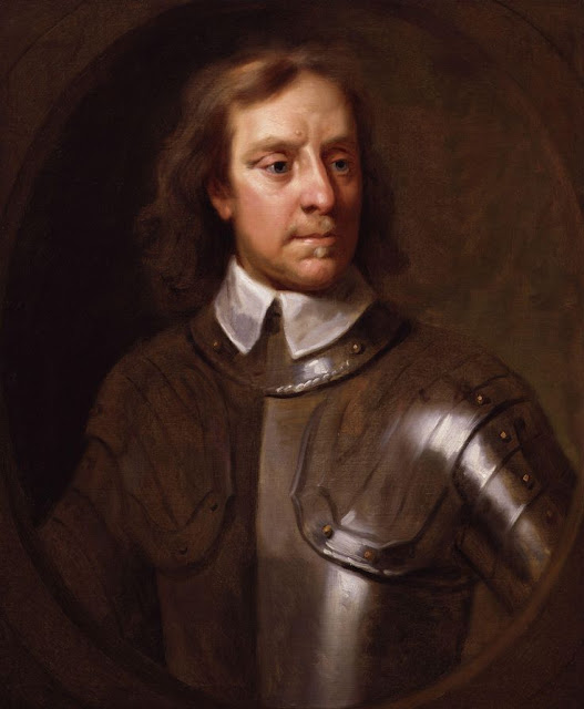 Oliver Cromwell Lord Protector of England