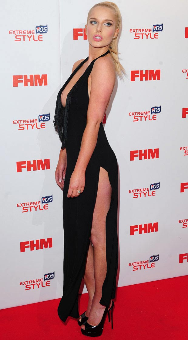 Helen Flanagan - Sexiest woman in the UK