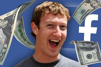Saham Facebook Meroket Mark Elliot Zuckerberg jadi orang Terkaya Ke 9 Didunia