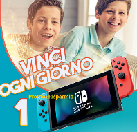 Logo Negroni: partecipa e vinci Nintendo Switch