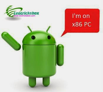 PC Tricks : Install Android 4.2.2 Jelly Bean on your PC
