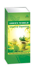 Produk GreenWorld Pro Cleansing Tea