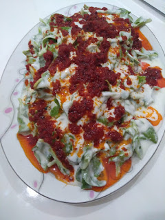 Salça soslu semizotlu salata tarifi