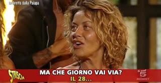 Eva Grimaldi Isola dei famosi