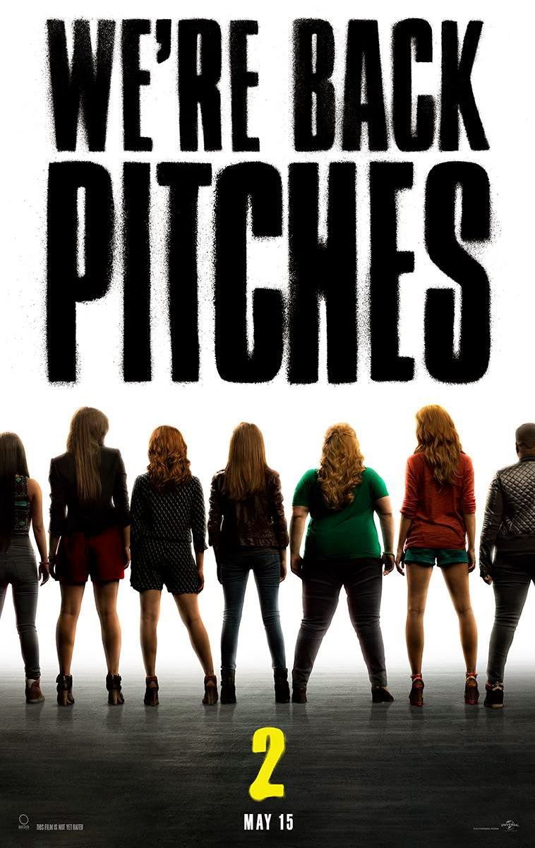 Pitch Perfect 2 (2015) พิทช์ เพอร์เฟคท์ 2 ชมรมเสียงใส ถือไมค์ตามฝัน ภาค 2 [HD]