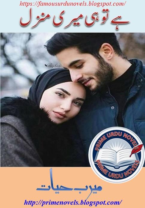 Hai tu hi meri manzil novel online reading by Meerab Hayat Part 1