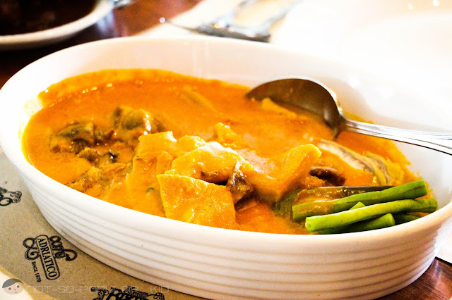The Creamy Klassik Kare Kare of Abe