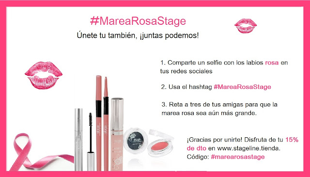 sorteo stage line cancer de mama