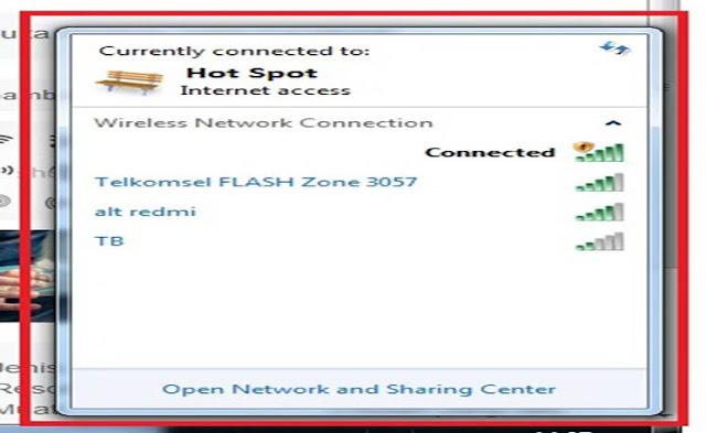 Cara Promosi Blog Lewat Hotspot WLAN Portabel Android