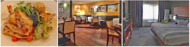Restaurante Coco y Hotel Hilton Belfast en Belfast